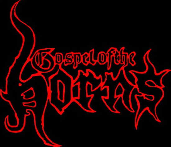 Gospel of the Horns - Logo