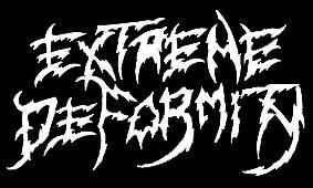 Extreme Deformity - Logo