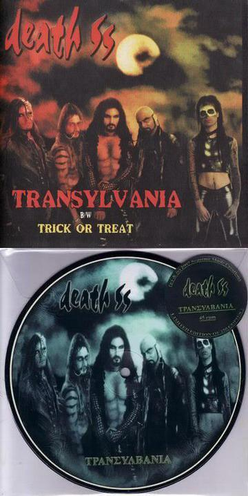 Death SS - Transylvania / Trick or Treat