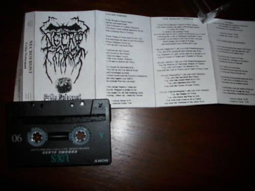 Necrofrost - Urilia Holocaust