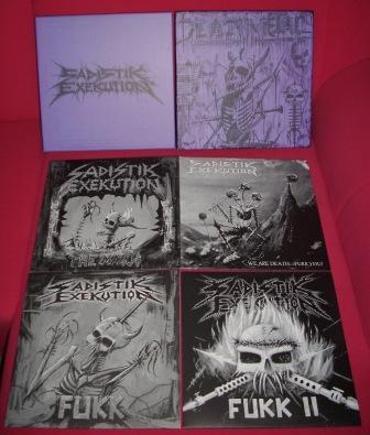 Sadistik Exekution - Death Metal