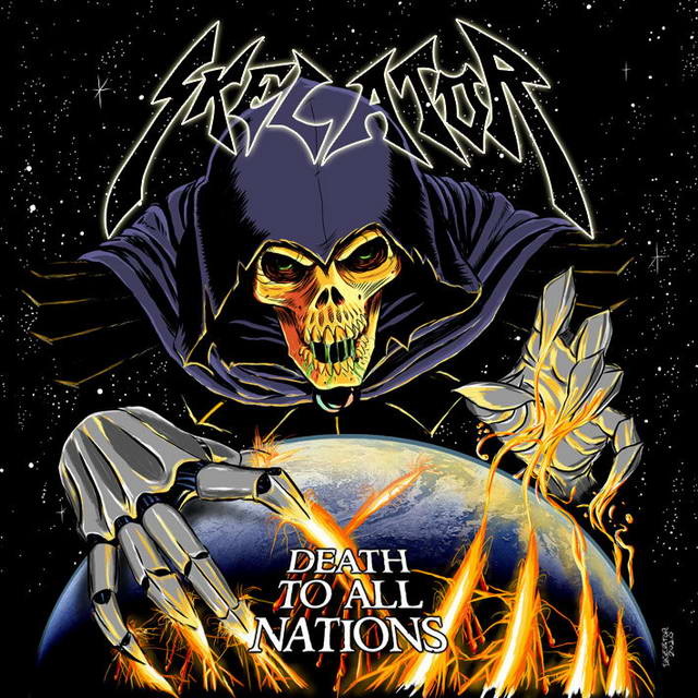 Skelator - Death to All Nations