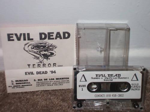 Evildead - Terror