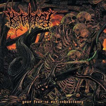 Katalepsy - Your Fear Is Our Inhabitancy