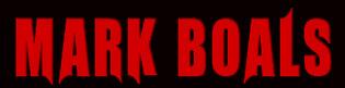 Mark Boals - Logo