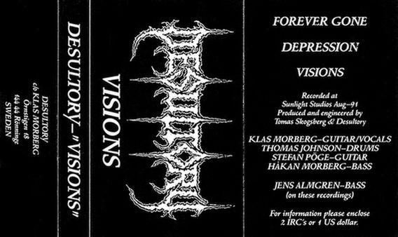 Desultory - Visions