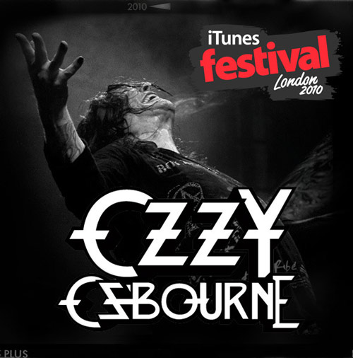 Ozzy Osbourne - iTunes Festival: London 2010