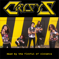 Crysys - Dead by the Fistful of Violence