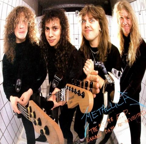 Metallica - The $5.98 E.p. Garage Days Re-revisted