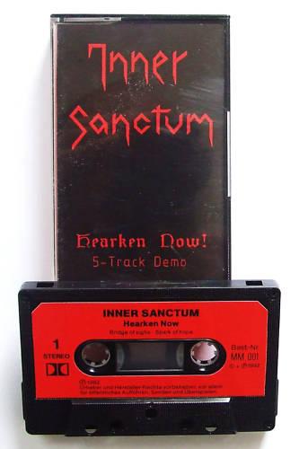 Inner Sanctum - Hearken Now!