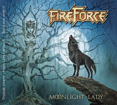 FireForce - Moonlight Lady