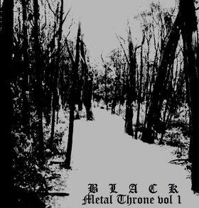 Sad / Nargothrond / Slaughtered Priest / Kvele / Necrohell - Black Metal Throne vol. 1