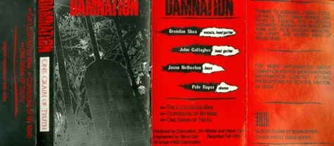 Damnation - One Grain of Truth
