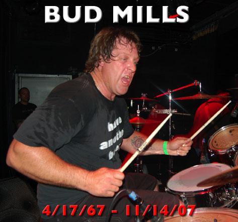 Bud Mills