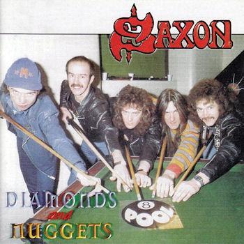 Saxon - Diamonds & Nuggets