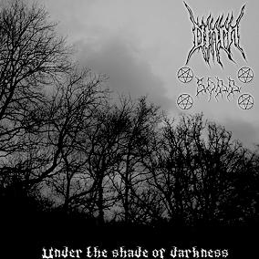 Omen / Strings of Distorted Doom - Under the Shade of Darkness