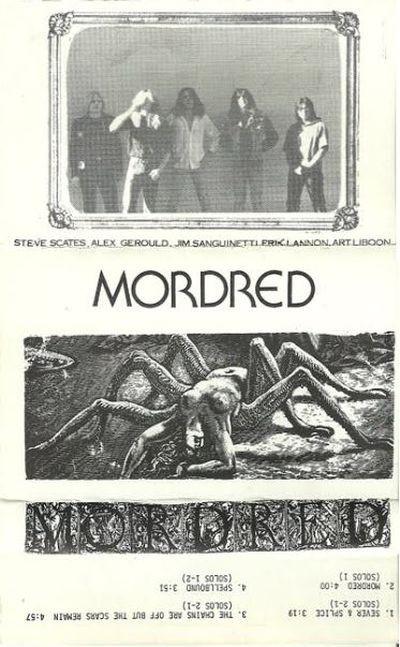 Mordred - Demo I