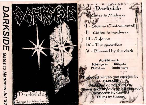 Darksyde - Gates to Madness