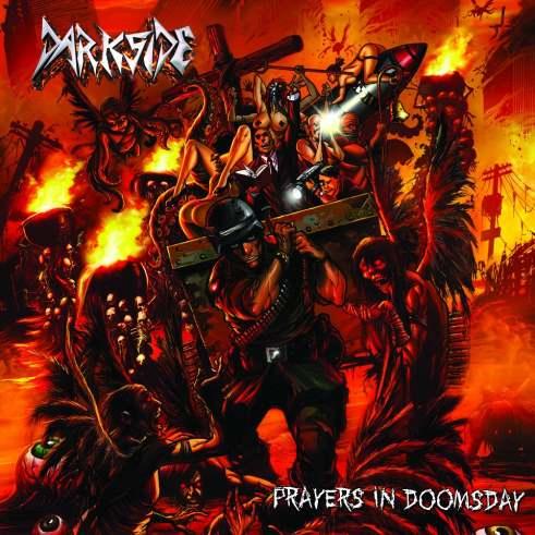 Darksyde - Prayers in Doomsday