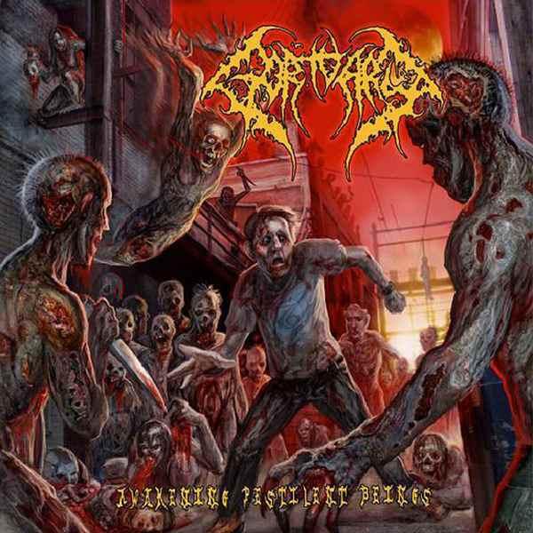 Gortuary - Awakening Pestilent Beings