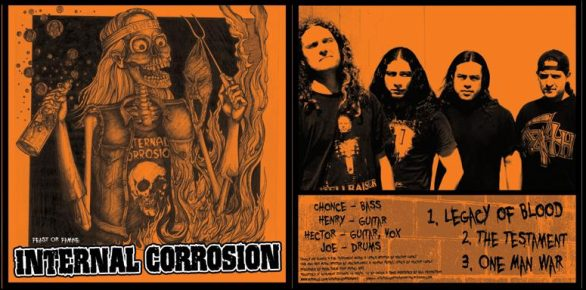 Internal Corrosion - Feast or Famine