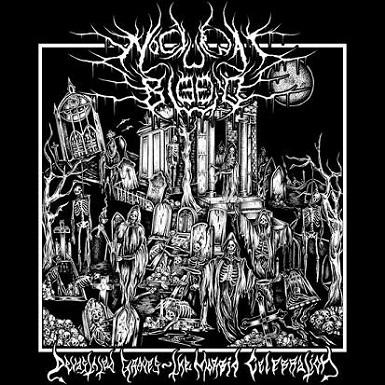 Nocturnal Blood - Devastated Graves - The Morbid Celebration