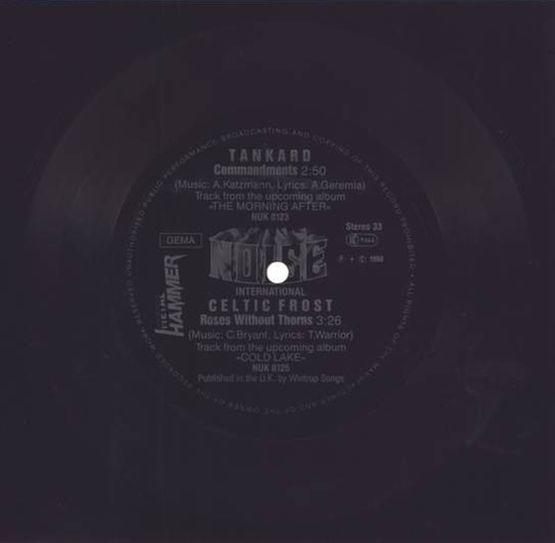 Celtic Frost / Tankard - Tankard / Celtic Frost