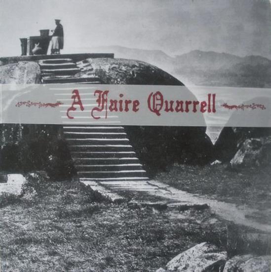Thou / Human Intruder - A Faire Quarrell