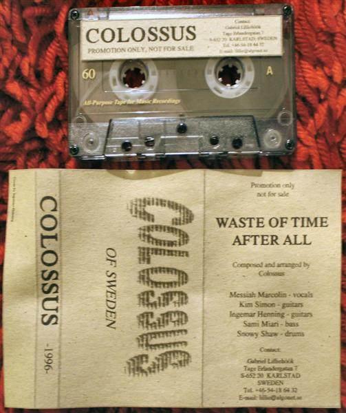 Colossus - Promo 1996