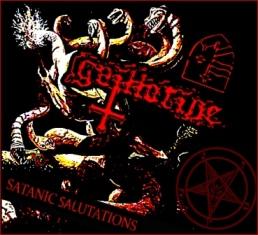 Guillotine - Satanic Salutations