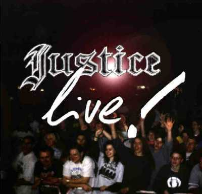 Justice - Live '98