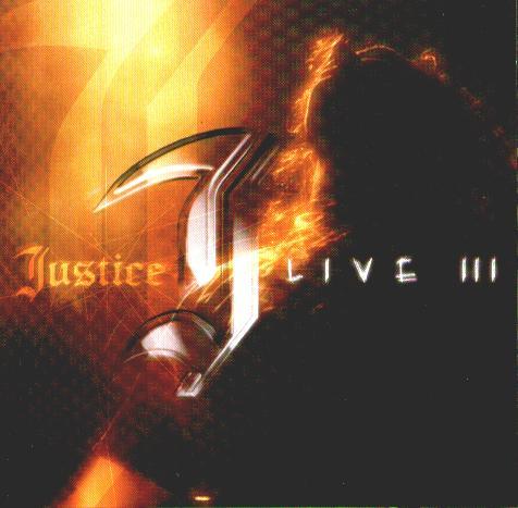 Justice - Live '99
