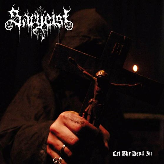 Cover of Sargeist - Let The Devil In