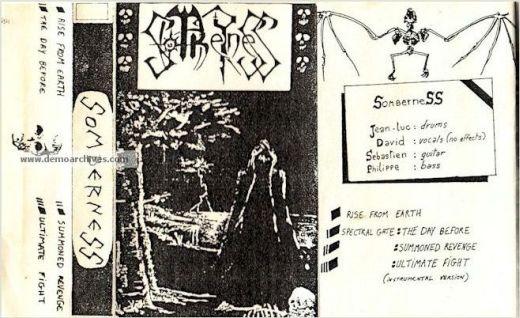 Somberness - Demo 1991