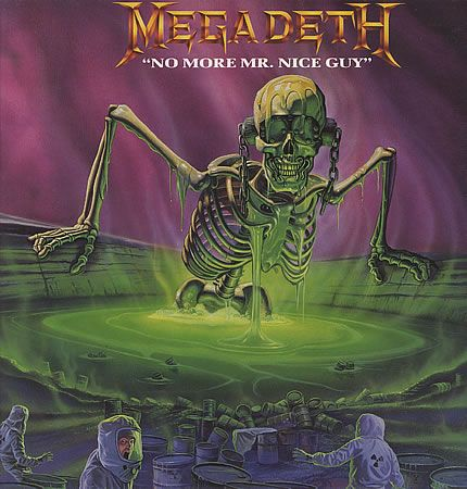 Megadeth / Dead On - No More Mr. Nice Guy