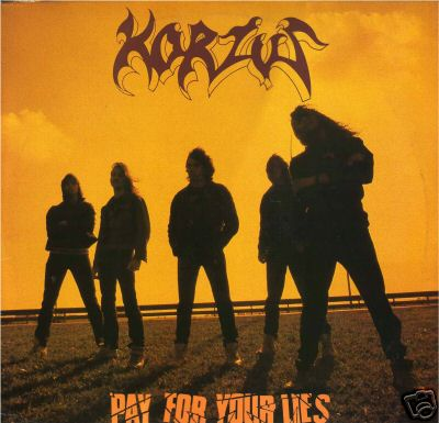 Korzus - Pay for Your Lies