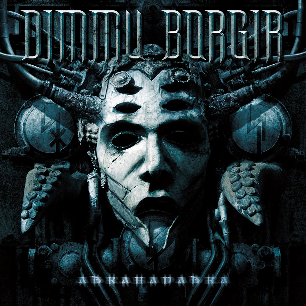 Cover of Dimmu Borgir - Abrahadabra