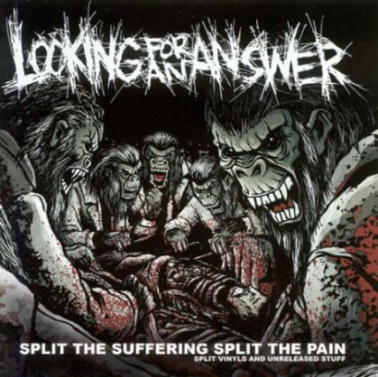 Looking for an Answer - Split the Suffering, Split the Pain