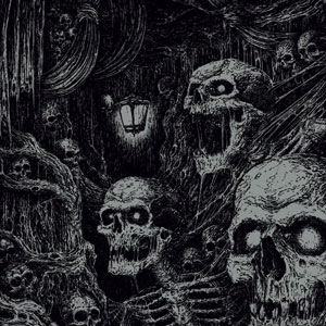 Coffins / Hooded Menace - Hooded Menace / Coffins