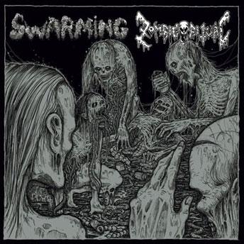 Zombie Ritual / Swarming - Swarming / Zombie Ritual