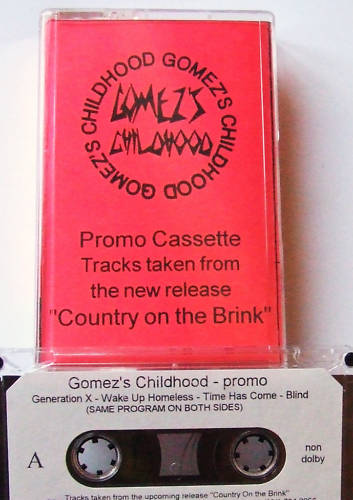 Gomez's Childhood - Promo 1995