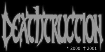 Deathtruction - Logo