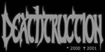 Deathtruction - Logo
