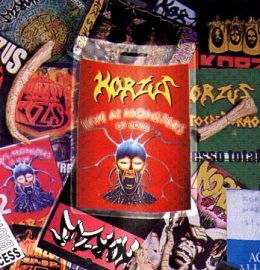 Korzus - Live at Monsters of Rock