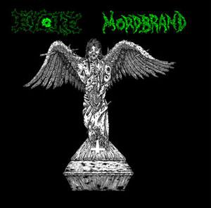 Evoke / Mordbrand - Evoke / Mordbrand