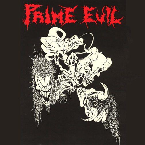 Prime Evil - Terminal Dementia