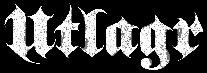 Utlagr - Logo