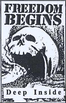 Freedom Begins - Deep Inside