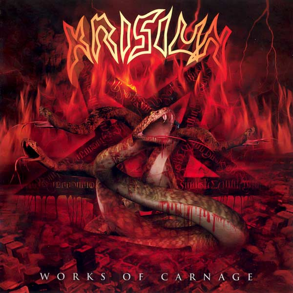 <br />Krisiun - Works of Carnage