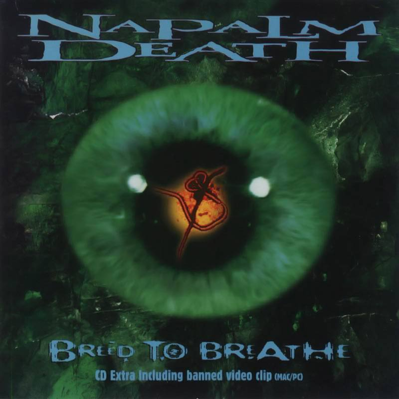 Napalm Death / Fatality - Breed to Breathe